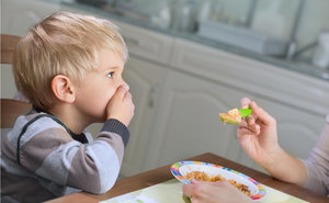 Picky Eating Might Point To Bigger Problems