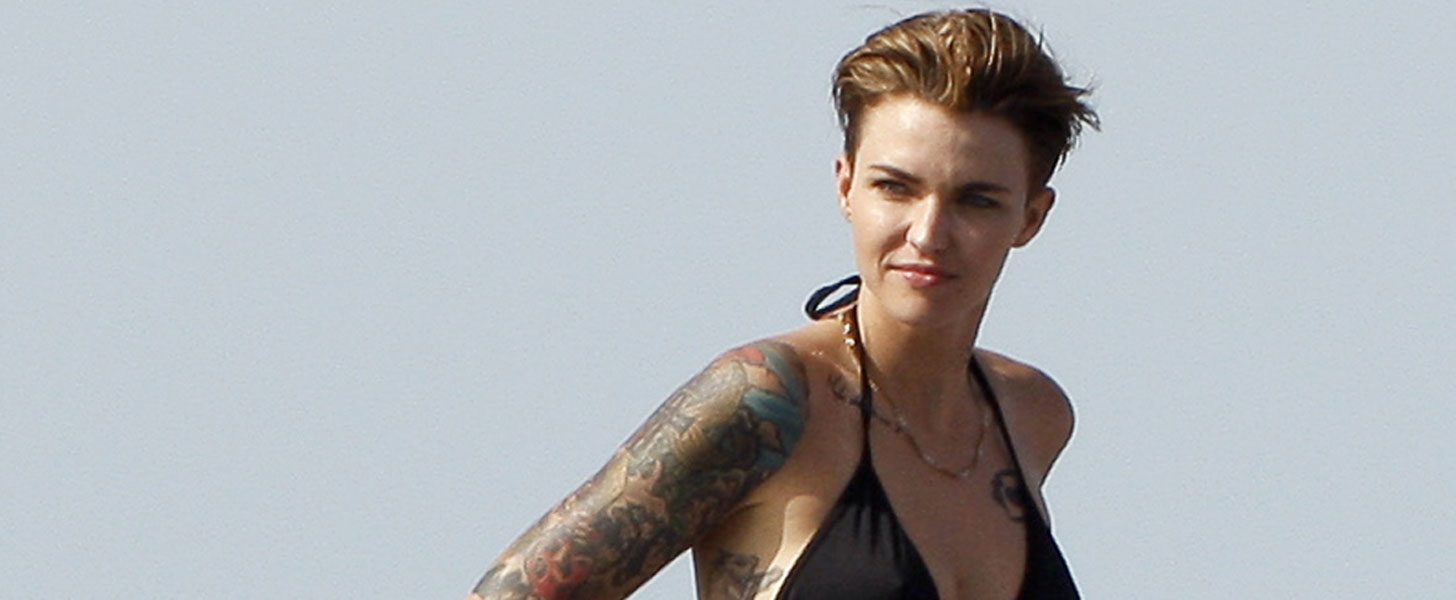 Ruby Rose Shows Off Her Killer Bikini Body During a Getaway to Ibiza