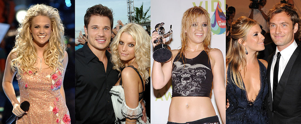 This Is What the Celebrity World Looked Like in the Summer of 2005