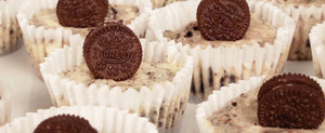 Oreo Fans, Make These Cookies and Cream Cheesecake Cups Pronto