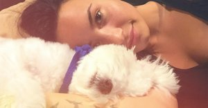Demi Lovato Shared A Heartwarming Story About Her Late Dog And Unconditional Love