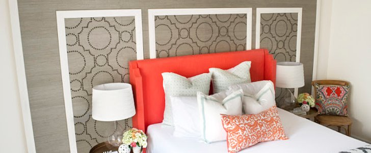 This Sneaky Wallpaper Hack For Renters Is Genius!