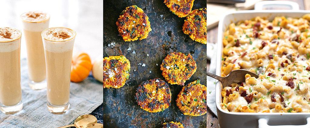 16 Pumpkin Recipes That Aren't a Muffin, Latte, Pancake, or Pie