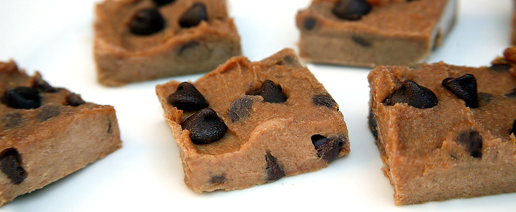 You'll Never Guess the Secret High-Protein Ingredient in This Cookie Dough Fudge