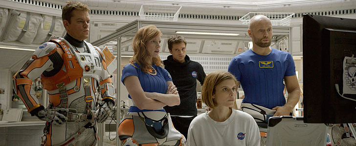 The Martian: Matt Damon Is Ridiculously Charming in a New Viral Video