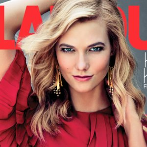 Karlie Kloss's September 2015 Glamour Cover