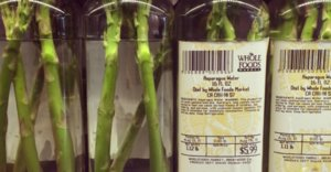 Whole Foods Selling Asparagus Water Is A Sign The End Is Near