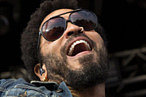 Lenny Kravitz's Dick Wants to Fly Away