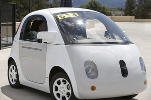 Google Has A Secret Car Company