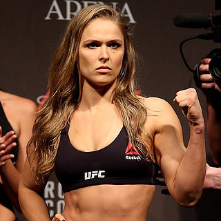 Ronda Rousey Body Image Quote