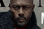 Idris Elba Makes Men's History, Covers Maxim
