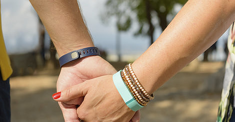 When It Comes To Fitness Trackers, Pretty Is In
