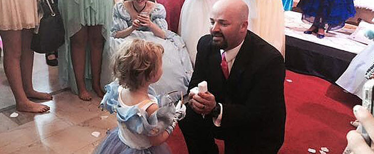 The Heartbreaking Reason This Little Girl Had a Birthday, Prom, and Wedding All at Once