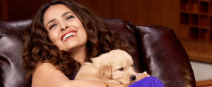 "Salma Hayek and Jimmy Fallon's ""Pup Quiz"" Is About to Give You Cute Overload"