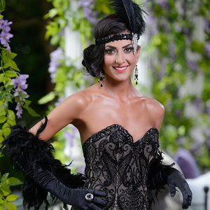 The Bachelor 2015 Style From Episode 3, 1920s Style