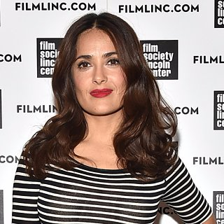 Salma Hayek on Slowing Down Her Career