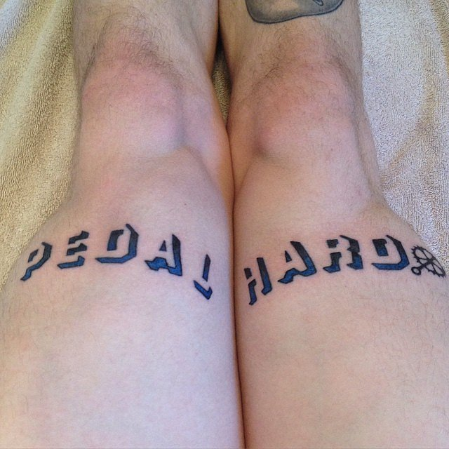 Fitness, Health & Well-Being | 49 Tattoos That Show a Serious ...