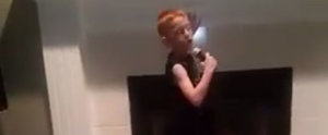"You Cannot Start Your Weekend Without Seeing This Boy Sing and Dance to ""Shake It Off"""