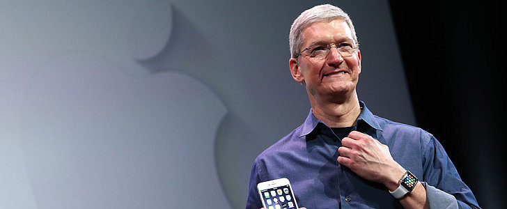 You'll Never Guess How Much Apple Spends on Tim Cook's Security