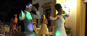Couple Shuts It Down With Epic Wedding Dance to the Best Mashup Ever
