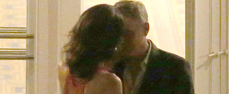 George and Amal Clooney Show Supersexy PDA in Italy