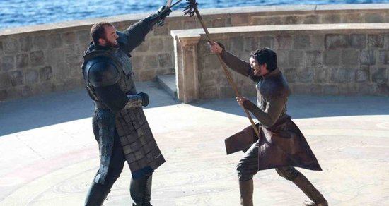 'Game of Thrones' Fan Demands Trial by Combat in Court Case