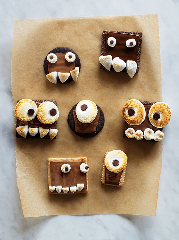Monster S'mores