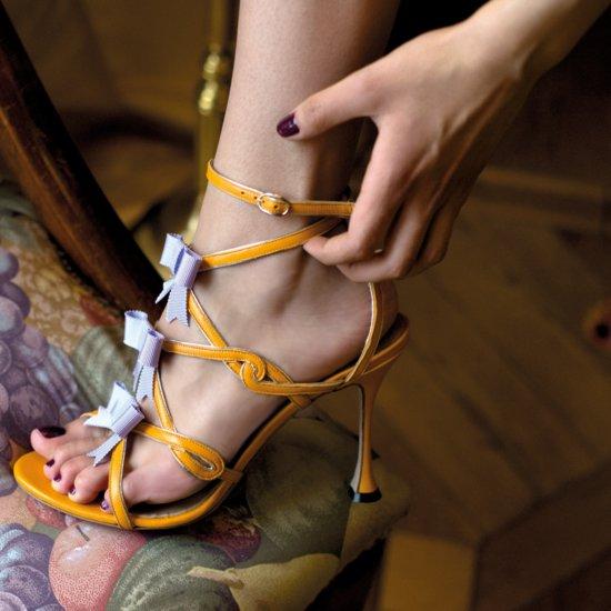 Disney Princess Shoes by Liudmila