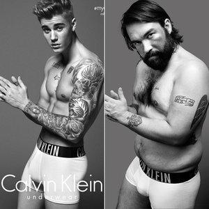 BuzzFeed Editors Re-Create Calvin Klein Ads