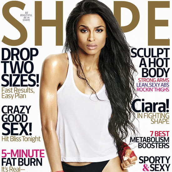 Ciara on How She Lost 60 Pounds in 4 Months After Giving Birth