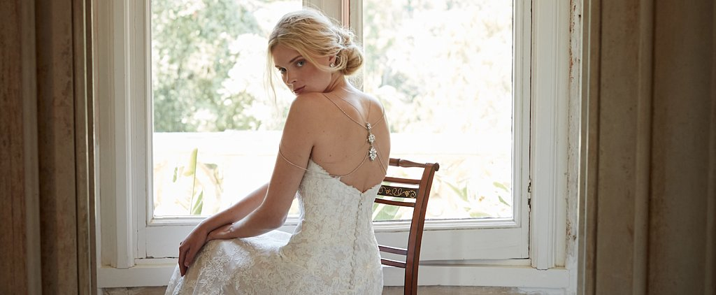 These Wedding Dresses Are Almost Too Beautiful For Words
