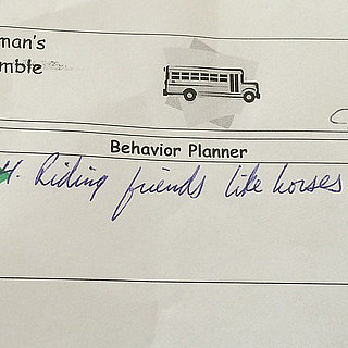 Hilarious Notes Home From School and Teachers