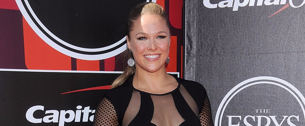 Ronda Rousey's Encouraging Words For Children With Speech Impediments