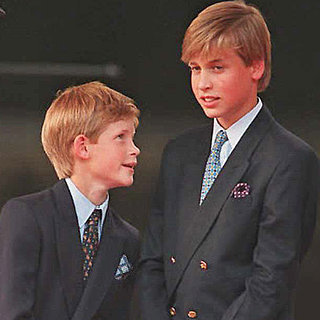 Prince William and Prince Harry's Cutes
