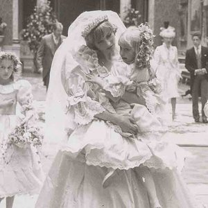 Princess Diana Wedding Pictures