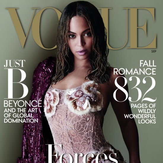 Beyonce Vogue Cover September 2015