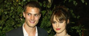 Let's Take a Moment to Remember When Jamie Dornan Dated Keira Knightley
