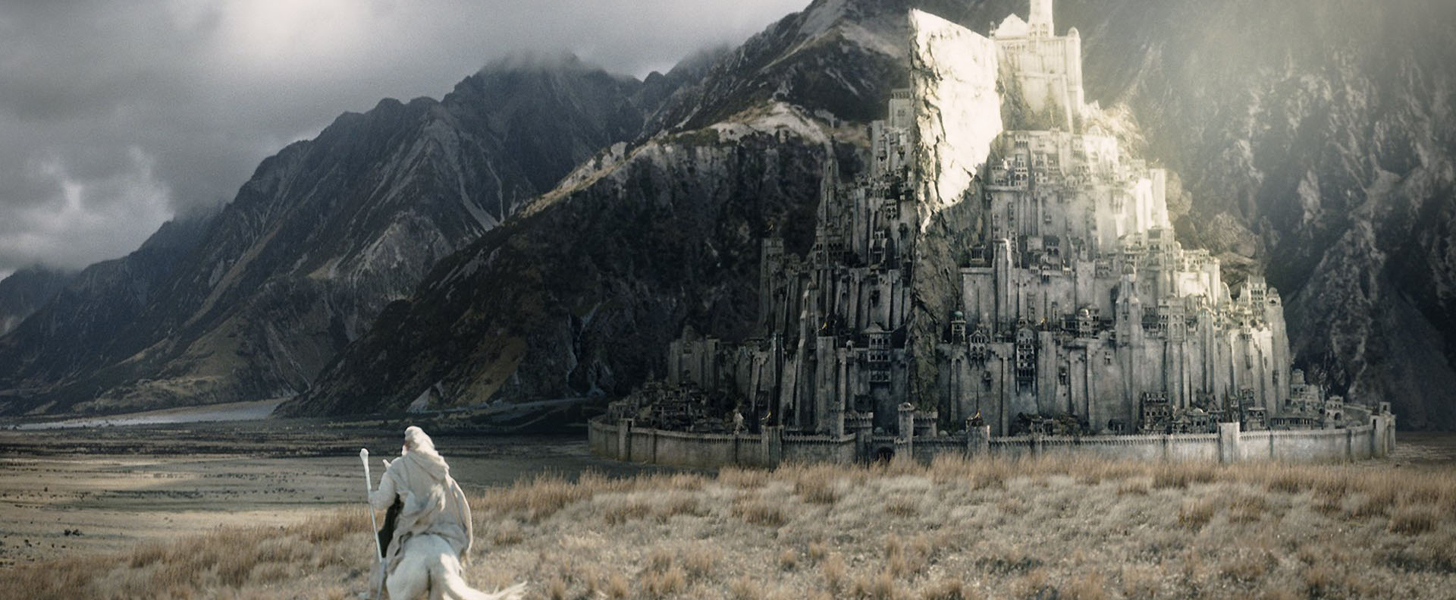 Yes! People Are Trying to Build This Lord of the Rings City in Real Life