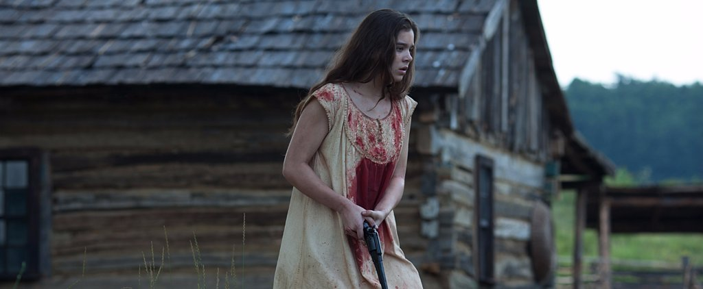 """Exclusive Pictures! Hailee Steinfeld's Got a Gun in This """"Feminist Western"""""""