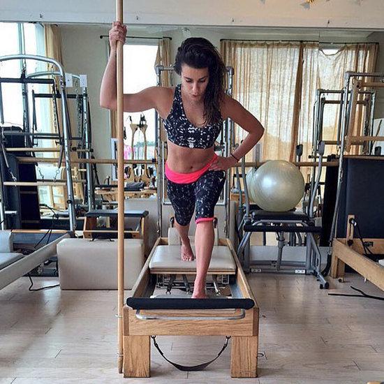 Lea Michele Body-Image Quotes