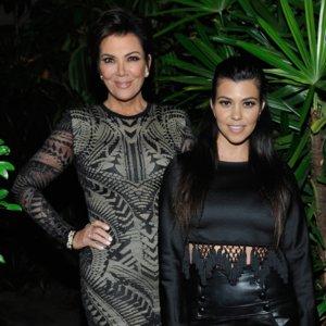 Kris Jenner Talks About Kourtney Kardashian's Breakup