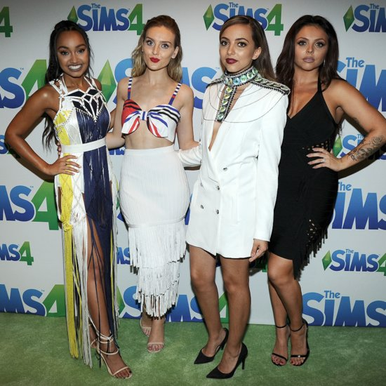 Little Mix Performance at the Teen Choice Awards