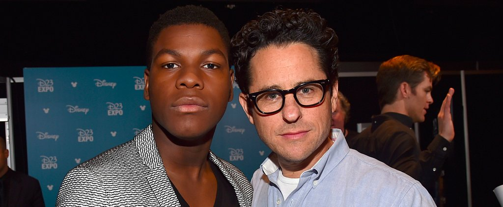 J.J. Abrams's Reaction to Gwendoline Christie's Captain Phasma Suit Was as Geeky as Yours