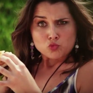 The Bachelor Heather Maltman Zoosh Salad Dressing Video Ad
