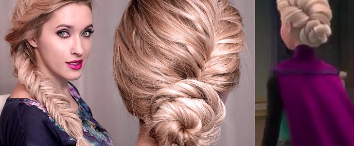 Master 3 Elsa-Inspired Braids in Just 6 Minutes