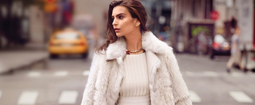 Emily Ratajkowski Proves That Sophisticated Is Sexy in Her Latest Shoot