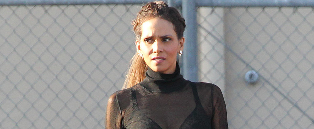 You Won't Believe What Sexy Trend Halle Berry Just Tried