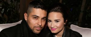 "Wilmer Valderrama on Dating Demi Lovato: ""I Wanted Nothing to Do With Her"""