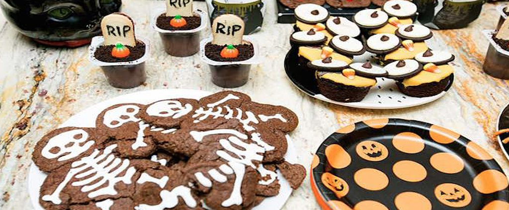 Your Tiny Trick-or-Treaters Will Love These Spooky Halloween Party Ideas
