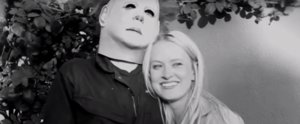 This Might Be the Creepiest/Coolest Engagement You've Ever Seen